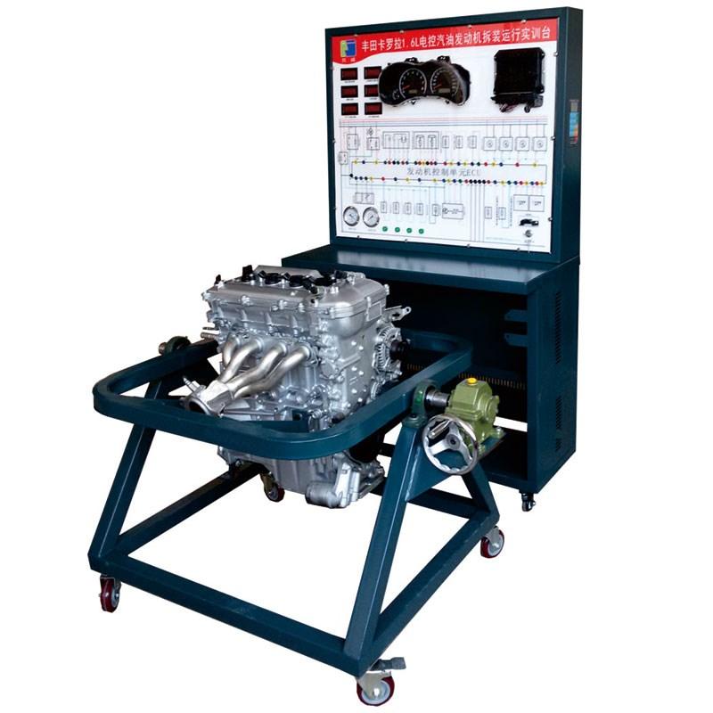 丰田1zr发动机拆装一体实训台