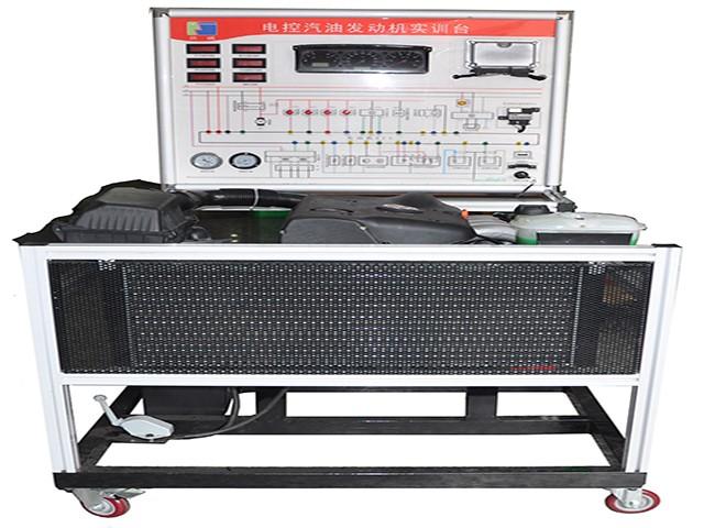 br-dt01电控汽油发动机实训台