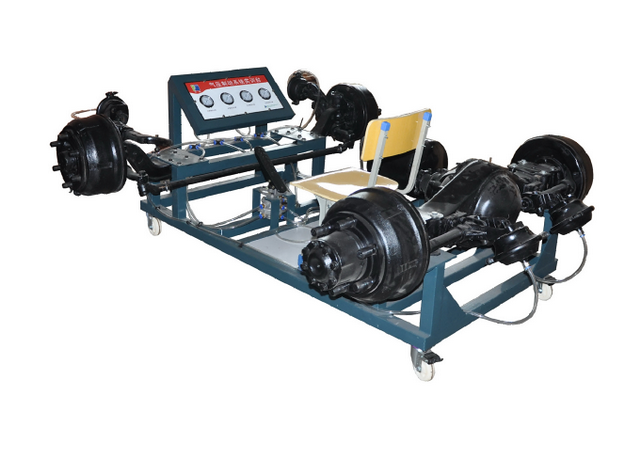 br-6712气压制动系统实训台