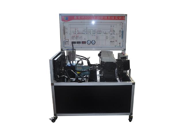 br-803桑塔纳3000手动空调系统实训台