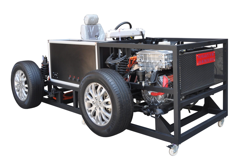 纯电动汽车驱动系统实训台